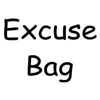 Excuse Bag