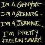 I'm a Genius! (dark)
