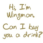 Hi I'm Wingman (light)