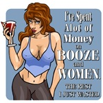 Booze and Women (full color)