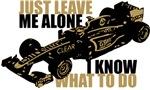Kimi Raikkonen - Leave Me Alone (Light Colors)