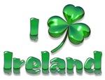 I (shamrock) Ireland