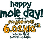 Happy Mole Day !