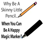 Facts Of Life - Happy Magic Marker