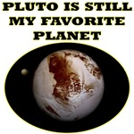Pluto Is Still My Favorite Planet