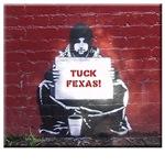Tuck Fexas Graffiti