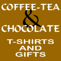 COFFEE & CHOCOLATE LOVERS T-SHIRTS AND GIFTS