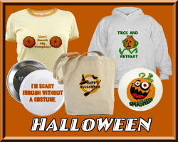 Funny Halloween T-shirts