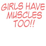 Girls have muscles too V2