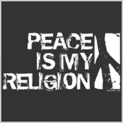 Peace is my Religion