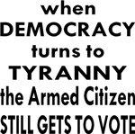The Armed Citizen Still Gets To Vote