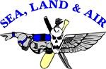 Sea Land Air