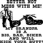 My GrandPa Is A Big Bad Biker