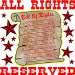 Bill Of Rights All Rights Reserved
