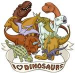 I Heart Dinosaurs