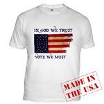 In God We Trust...