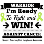 Non-Hodgkins Lymphoma Ready To Fight and Win Shirt