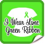 I Wear Lime Green Ribbon Lymphoma T-Shirts & Gifts