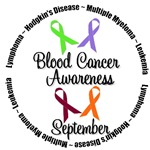 Blood Cancer Awareness Month T-Shirts & Gifts