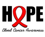 Hope Blood Cancer Awareness T-Shirts & Gifts