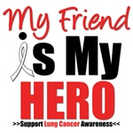 Lung Cancer Hero (Friend) Shirts & Gifts