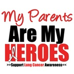 Lung Cancer Hero (Parents) Shirts & Gifts