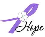 Hodgkin's Lymphoma Hope Ribbon T-Shirts & Gifts