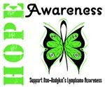 Non-Hodgkin's Lymphoma Hope Shirts & Gifts