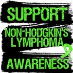 Support Non-Hodgkin's Lymphoma Awareness