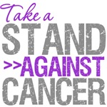 Take a Stand Against Pancreatic Cancer Shirts