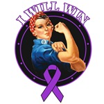 I Will Win Pancreatic Cancer Shirts