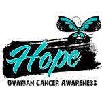Hope Butterfly Ovarian Cancer