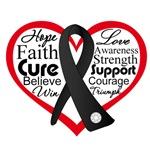 Skin Cancer Heart