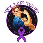 We Can Do It Alzheimer's Disease Shirts