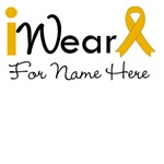 Personalize Appendix Cancer Tees and Shirts