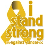 I Stand Strong Against Appendix Cancer Shirts