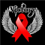 Victory Wings Blood Cancer Shirts