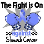 The Fight is On Against Stomach Cancer Shirts
