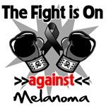 The Fight is On Melanoma Shirts