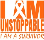 Unstoppable Kidney Cancer Shirts and Gifts