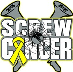 Screw Sarcoma Cancer Shirts and Gifts