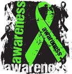 Non-Hodgkins Lymphoma Awareness Grunge Shirts