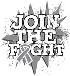 Join The Fight Brain Cancer Shirts