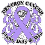 Destroy Cancer Shirts and Gear