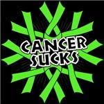 Non-Hodgkins Lymphoma Cancer Sucks Shirts and Gear