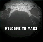 Welcome to Mars