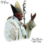 Il Papa- Pope John Paul II
