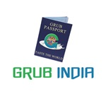 Grub India™ Bold Design