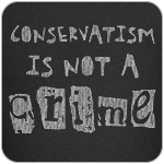 Conservatism is not a Crime