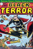 The Black Terror & Tim
